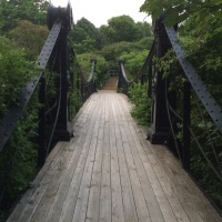 Forest Park's Victorian Bridge