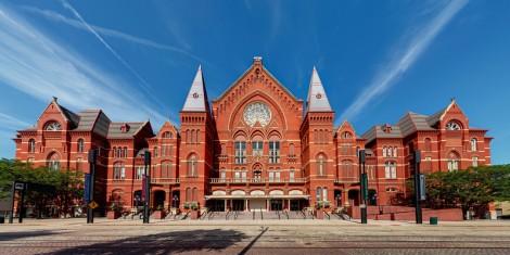Music Hall Cincinnati